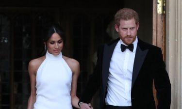 Πρίγκιπας Harry-Meghan Markle: Αυτό είναι το μονόγραμμά τους