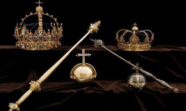 «Έκαναν φτερά» βασιλικά κοσμήματα