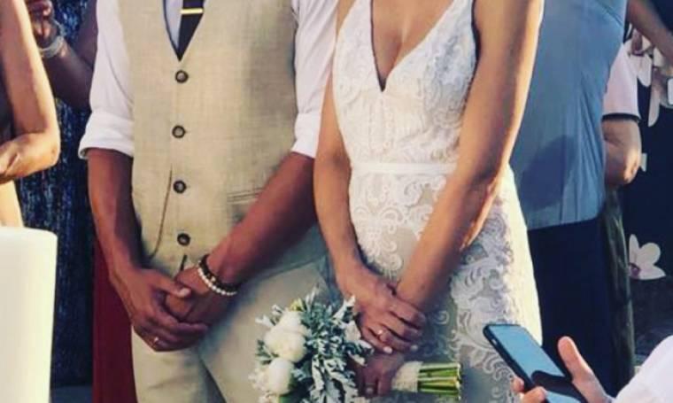 Παντρεύτηκαν και δεν το πήρε κανείς είδηση