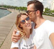 Βούρου-Παπαγεωργίου: Ετοιμάζονται να παντρευτούν πριν τον ερχομό του μωρού τους