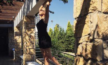 Κατερίνα Παπακωστοπούλου: Δείτε ποιος της έβγαλε αυτή την φωτογραφία