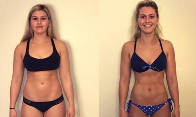 Το κορίτσι που έχασε 7 κιλά τρώγοντας το ίδιο πρωινό κάθε μέρα αποκαλύπτει το μυστικό του