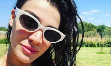 Ήβη Αδάμου: Το πρώτο καλοκαίρι με την κόρη της