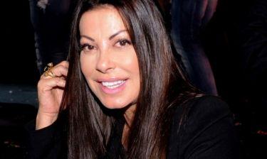Η Άντζελα Δημητρίου χωρίς μακιγιάζ - Θα πάθετε πλάκα με την selfie της στο facebook!
