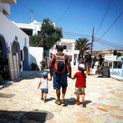 Κρατερός-Καραβάτου: Δεν φαντάζεστε τι έκαναν με τα παιδιά τους στα Κουφονήσια!