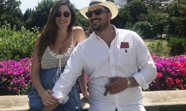 Πετρουτσέλι: Ο σύζυγός της δημοσίευσε την πρώτη φωτογραφία στο instagram με τη νεογέννητη κόρη του