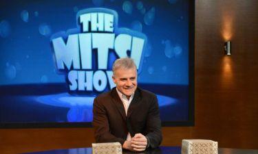 Γιώργος Μητσικώστας: Επιστρέφει το Σεπτέμβριο με νέο κύκλο επεισοδίων του «The Mitsi show»