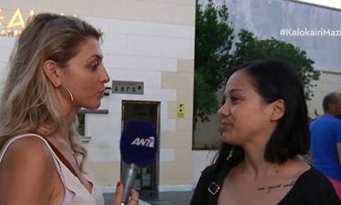 Κατερίνα Τσάβαλου: Όσα είπε για τα κιλά της εγκυμοσύνης, τον θηλασμό και τους νονούς της κόρης της
