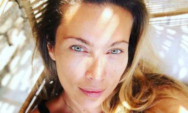 Μαριέττα Χρουσαλά: Δείτε πως περνά με τον σύζυγό της στην παραλία