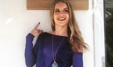 Ευγενία Νιάρχου: «Είμαι  συνδεδεμένη με την ελληνικότητα της οικογένειας μου