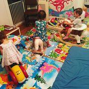 Ηρώ Σαΐα: Τα παιχνίδια με τα δίδυμα της