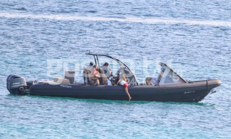 Ελένη Μενεγάκη-Μάκης Παντζόπουλος: Άλλος με την βάρκα μας;