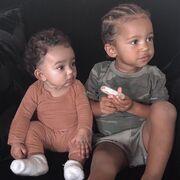 Kim Kardashian: Η φωτογραφία με τον γιο της και την ανιψιά της, έριξε το Instagram