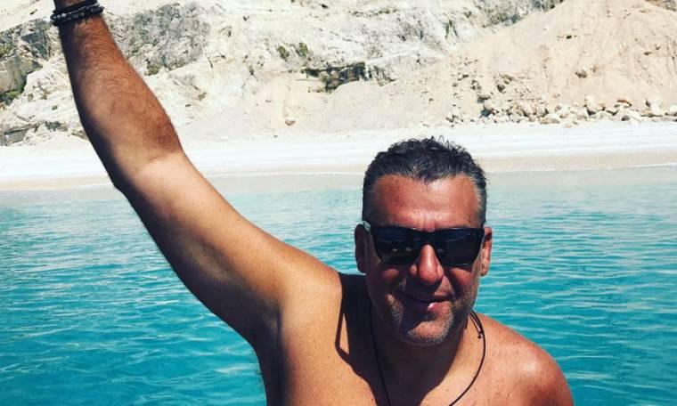 Γιώργος Λιάγκας: Δε φαντάζεστε ποιον συνάντησε στο Ιόνιο και έκανε τον... παπαράτσι