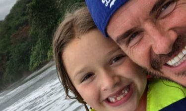Οι διακοπές της οικογένειας Beckham στο Μπαλί