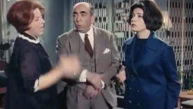 Μαίρη Αρώνη: Το αληθινό χαστούκι του Παπαγιαννόπουλου στην «Πάστα Φλώρα»