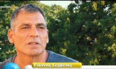 Γιάννης Σερβετάς: Αποκαλύπτει πως γνωρίστηκε με τον Αντώνη Κανάκη