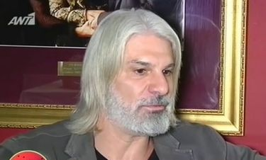 Μάνος Πίντζης: «Έχω ανύπαρκτη προσωπική ζωή»