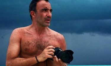 Νίκος Αλιάγας: Διακοπές στην Ιθάκη