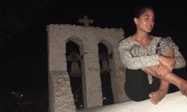 Παυλίνα Βουλγαράκη: Ποζάρει με μαγιό στα Κύθηρα