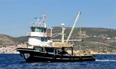 Βίντεο ντοκουμέντο: Η «μάχη» με τα τουρκικά αλιευτικά στη Λέρο