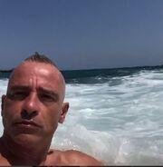 Eros Ramazzotti: Οι διακοπές στη Μύκονο με την οικογένειά του
