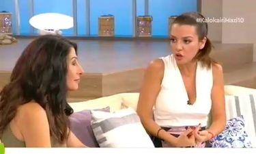 Νικολέττα Ράλλη: «Δεν μπορώ να βλέπω κάτι άχρηστους να υπάρχουν ακόμα στην τηλεόραση»