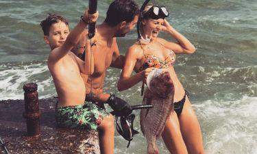Ο Χανταμπάκης, το τεράστιο ψάρι και το τρολάρισμα!