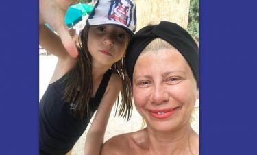 Κουτσελίνη: «Ταμένες στην Παναγιά εγώ και η κόρη μου και γιορτάζουμε σήμερα»