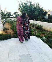 Ελένη Τσολάκη: Ποζάρει με την μαμά της!