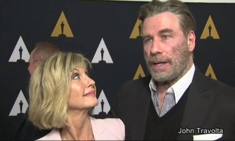 John Travolta - Olivia Newton: Reunion για τους πρωταγωνιστές της ταινίας «Grease»
