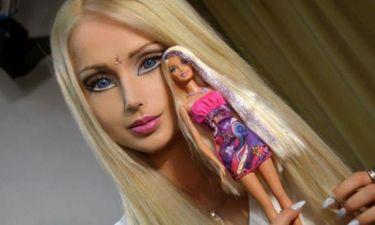 Η Ρωσίδα Barbie ζυγίζει μόνο 39 κιλά. Φόβοι για την ζωή της