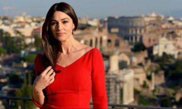Monica Bellucci: Μετά την Μύκονο πήγε στην Πάρο
