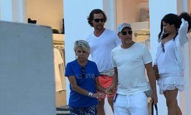 Μ. Δημάκου: Η Ελληνίδα σχεδιάστρια που γνώρισε από κοντά την οικογένεια του Matthew McConaughey