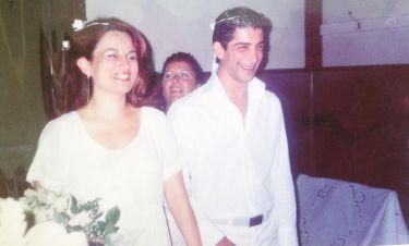 Χρήστος Σπανός: Η αδημοσίευτη φωτογραφία και η επέτειος γάμου!