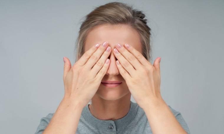 Ανεβασμένη χοληστερίνη: Τα σημάδια που φαίνονται στα μάτια (φωτογραφίες)