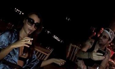 Νίνο-Χαρμαντά: Το πρώτο κοινό βίντεο μετά την δημοσιοποίηση της σχέσης τους