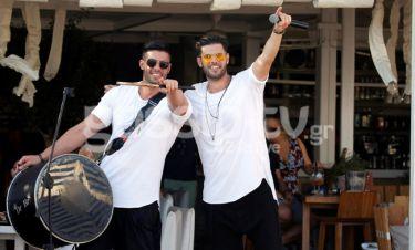 Droulias Brothers: Ξεσήκωσαν το κοινό τους με το ταμπούρλο τους