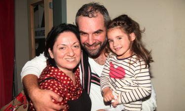 Χρήστος Τριπόδης: «Γυρίζοντας στο σπίτι είμαι 100% πάνω στα παιδιά και στη γυναίκα μου»