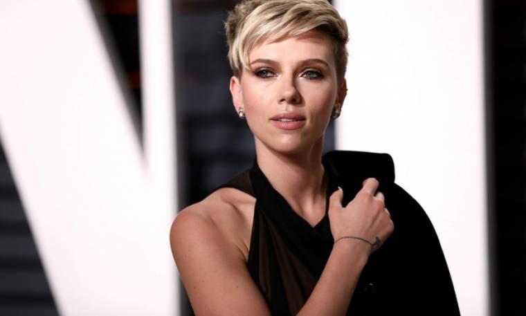 Η Scarlett Johansson είναι η πιο ακριβοπληρωμένη ηθοποιός