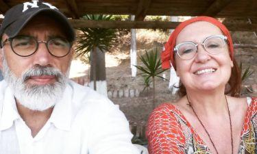 Γρηγορόπουλος-Ντεμίρη: Δείτε το ζευγάρι να ποζάρει με μαγιό στην παραλία