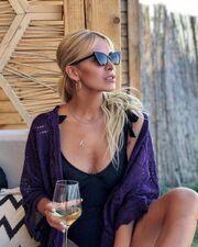 Ερωτευμένη η Κατερίνα Καινούργιου; Η καρδιά στην άμμο και το μήνυμα στο instagram