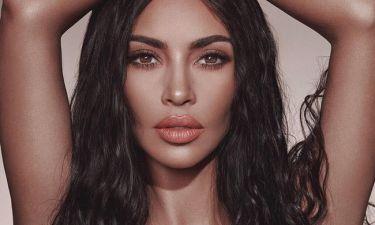 H Kim πάλι άλλαξε τα μαλλιά της. Ησυχία δεν έχει!