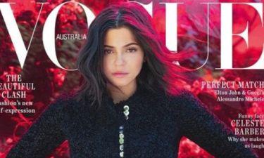 Kylie Jenner: Φωτογραφίζεται πρώτη φορά για την Vogue και μιλά για την μητρότητα