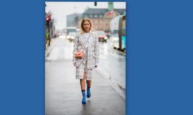 Fall trend: Οι κάλτσες γίνονται το επίκεντρο των fashionable εμφανίσεων