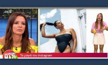 Κλάμα! «Η Κορινθίου δεν κοιμάται καθόλου, μόνο απαντά στα σχόλια των φωτό της στο instagram»!