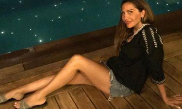 Δέσποινα Βανδή: Αυτό είναι το πραγματικό πρόσωπο της τραγουδίστριας