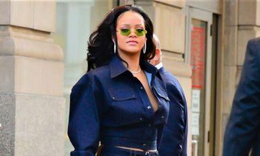H Rihanna αδυνάτισε, αλλά παραμένει juicy