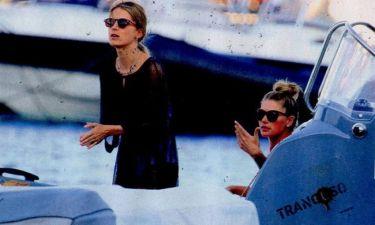 Ευγενία Νιάρχου: Διακοπές στην Μύκονο με την… πρώην του αδερφού της