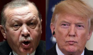 Σε απελπισία ο Ερντογάν: Με μία δήλωσή του ο Τραμπ «γκρέμισε» και πάλι την τουρκική λίρα